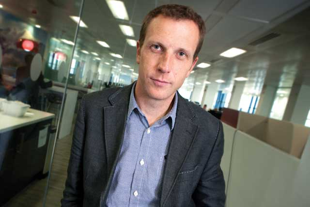 Richard Halton: cheif executive of YouView