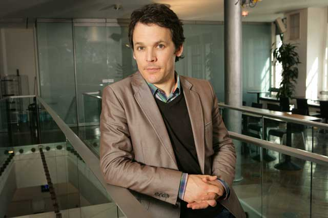 Giles Hedger: group managing director and chief strategy officer, Leo Burnett