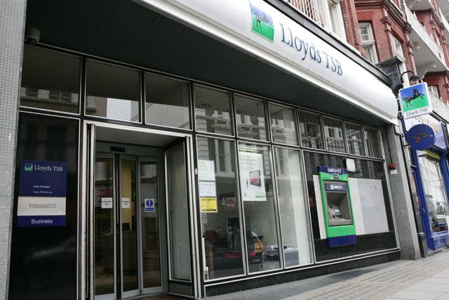 Lloyds TSB branches