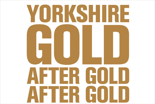 Yorkshire Tea: celebrates Olympic golds