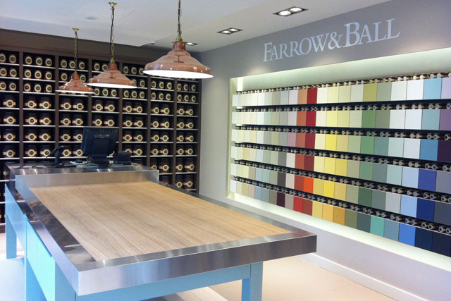 Farrow & Ball: paint manufacturer is reviewing its media account