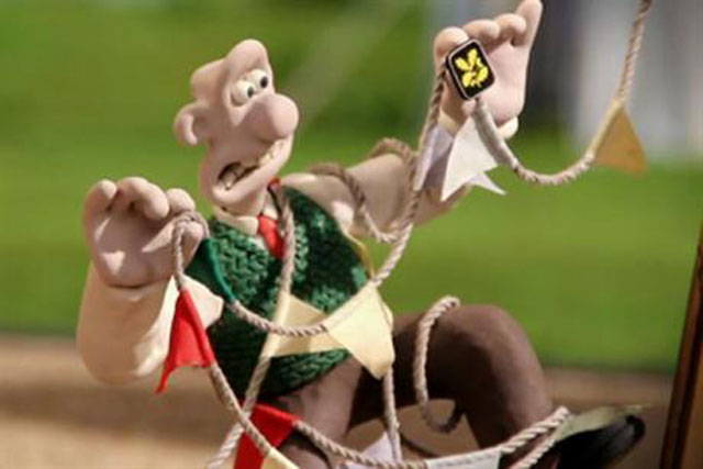 National Trust campaign featuring Wallace & Gromit
