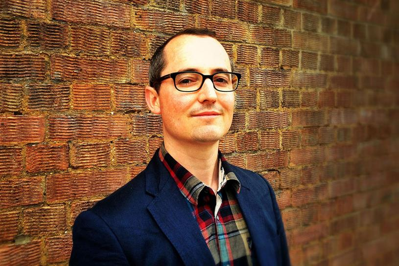 Tom Skinner: appointed senior creative director at The Red Brick Road