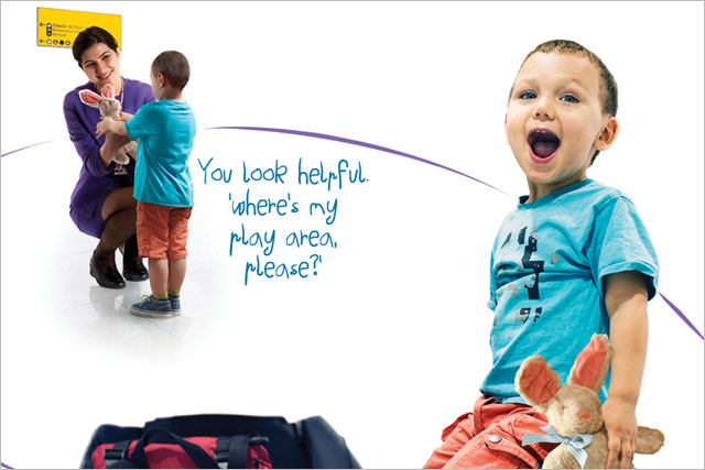 Heathrow: rolls out Easter campaign