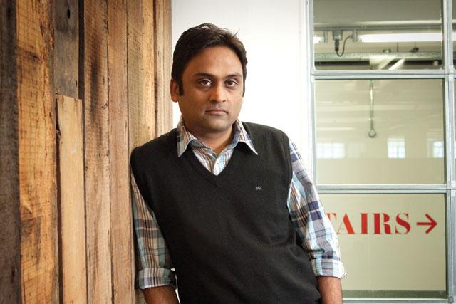 Anant Jain: creative director