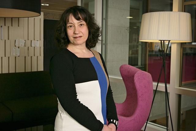Sue Unerman... speed mentor
