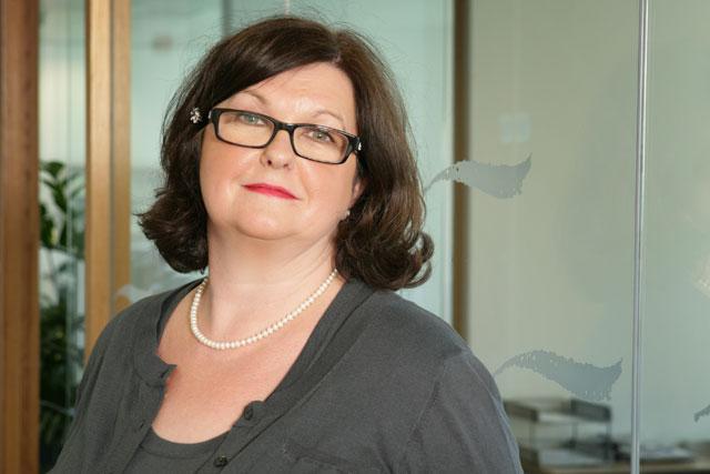 Debbie Morrison: ISBA's best practice director