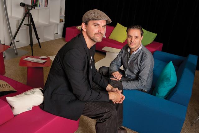 Tom Uglow and Steve Vranakis