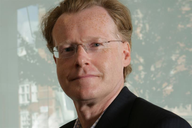Stephen Maher: the chief executive of MBA