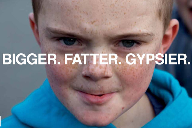 Channel 4: one of the ads for Big Fat Gypsy Weddings banned by the ASA
