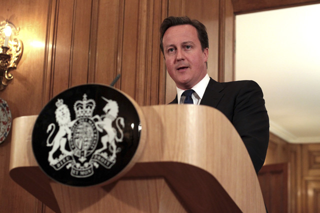 David Cameron praised the ASA