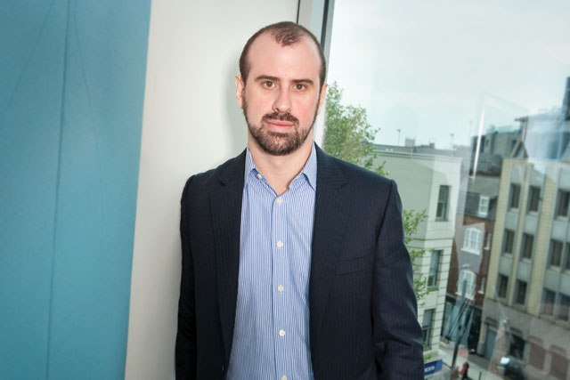 Matthew Hook is the chief strategy officer at Carat