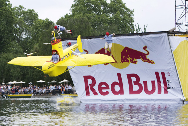 Red Bull: agency hunt