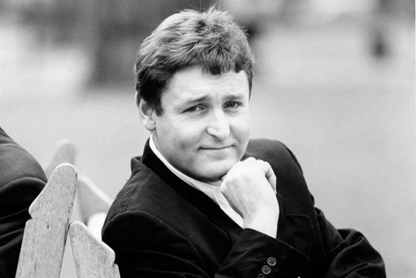 David Rossiter: former JWT creative director and D&AD award winner