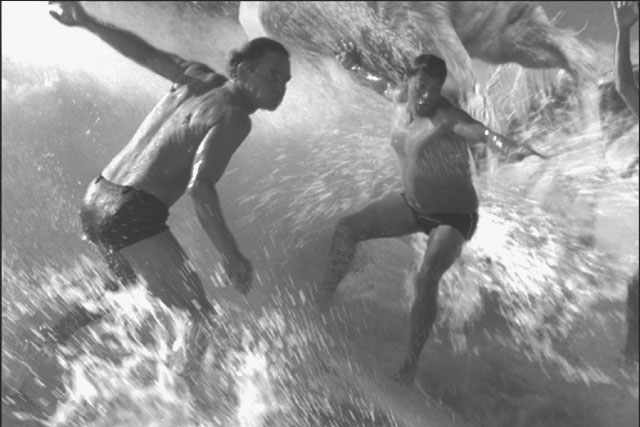 Guinness 'surfer' ad by AMV BBDO