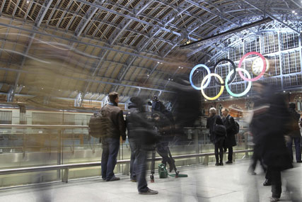 Olympic outdoor sites: less than half have sold
