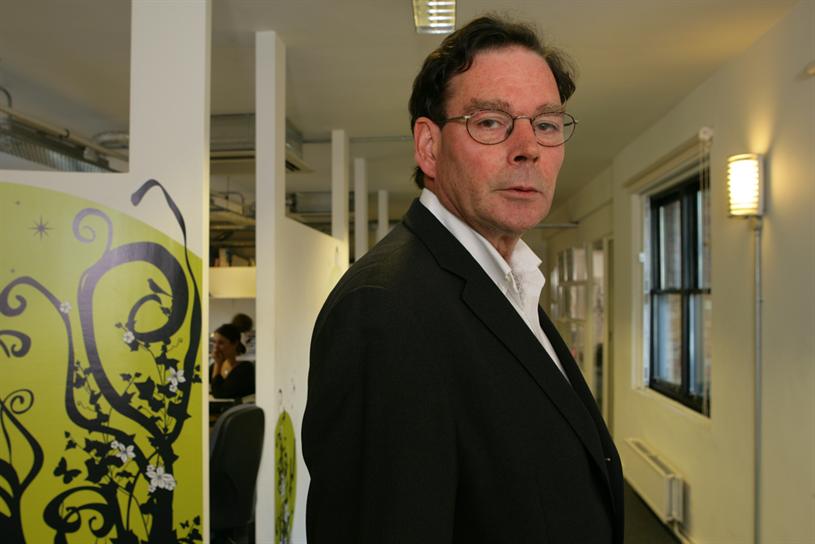 Chris Cowpe: former BMP DDB chief executive