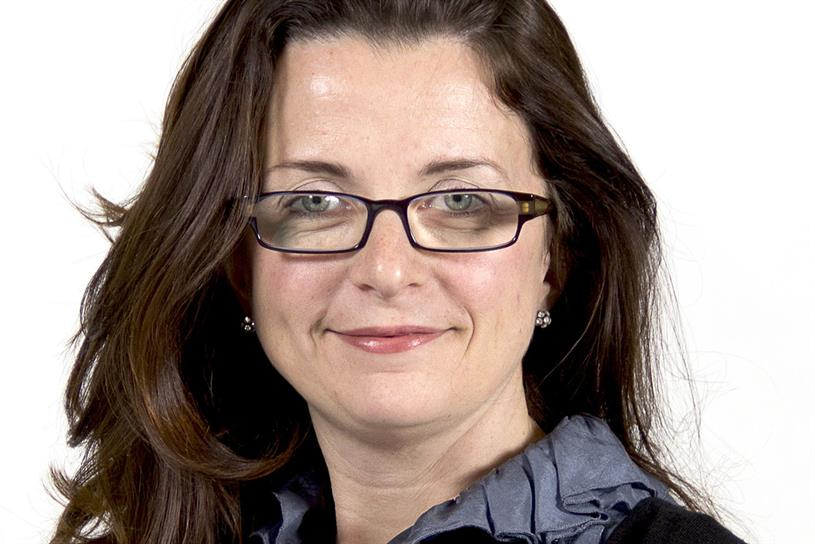 Helen McRae: links up with Christof Baron as Mindshare's joint chief executive across EMEA