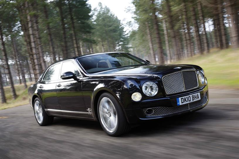 Bentley: reviewing ad account