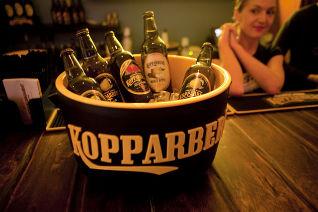 Kopparbeg: appoints 18 Feet & Rising to its advertising roster