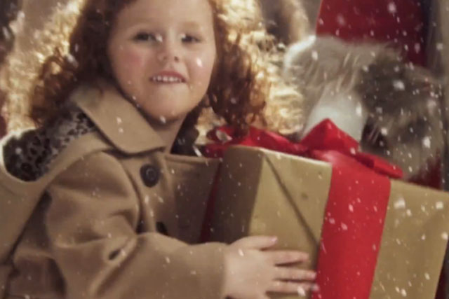 Westfield: rolls out Christmas 2012 campaign