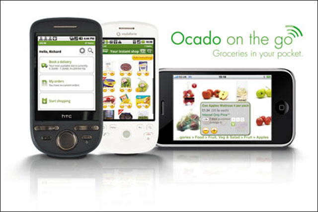 Ocado: hires BD Network for autumn advertising campaign