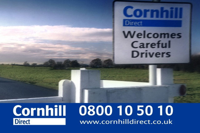 Cornhill: insurance brand bought by Allianz in 1986
