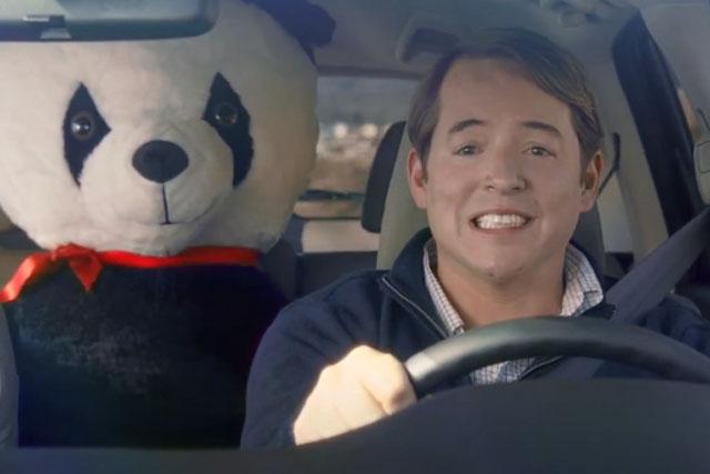 Honda: Ferris Bueller homage starring Matthew Broderick