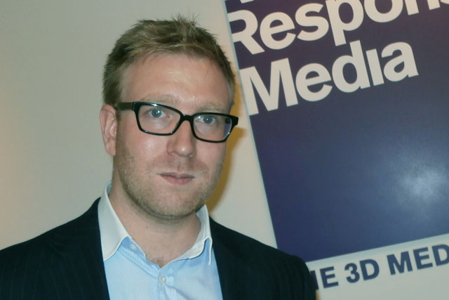 Ed Feast: group account director, All Response Media