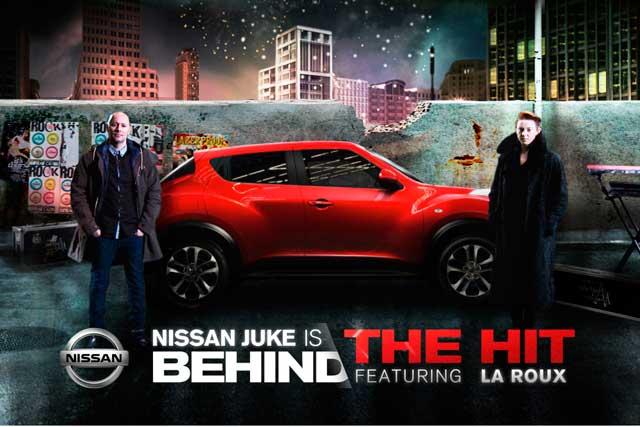 Nissan: Juke campaign by TBWA