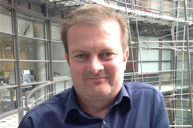 Daren Benton: will oversee investment at Arena Media