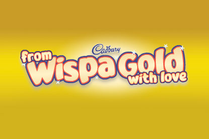 Wispa Gold... new campaign