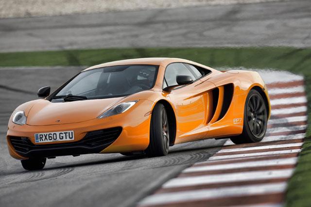McLaren is looking for an agency