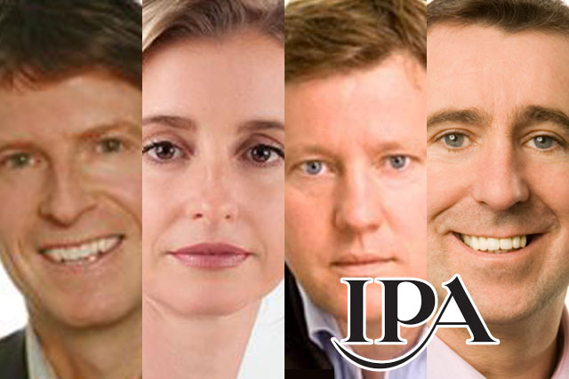 IPA appoints Katie Lee, Cormac Loughran, Tom George and Jed Glanvill