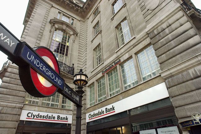 Clydesdale Bank: appoints Karmarama as its creative agency