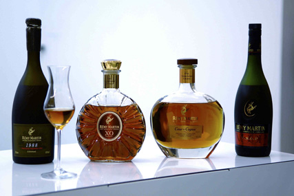 Rémy Martin: hired The Red Brick Road