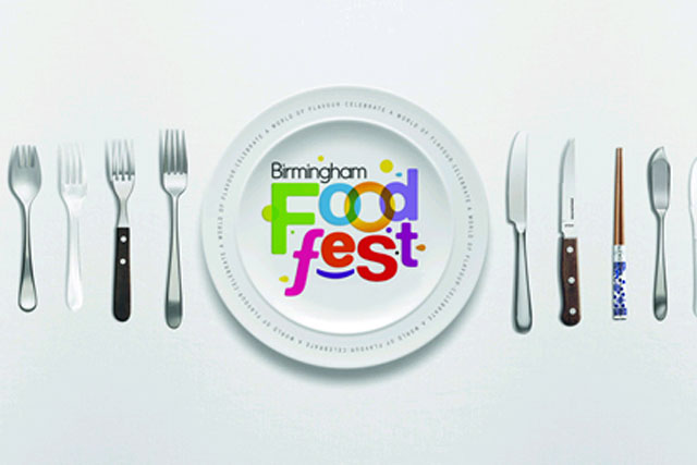 Birmingham: Food Fest campaign