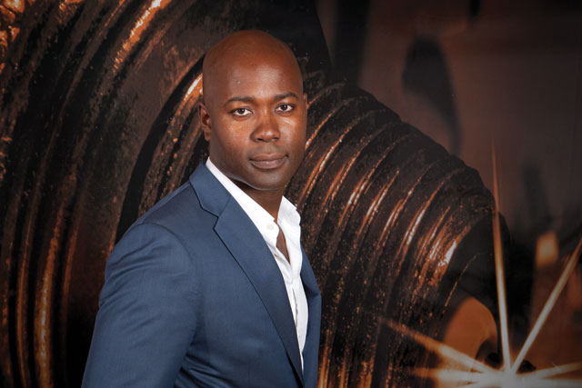 Magnus Djaba: chief executive at Saatchi & Saatchi.
