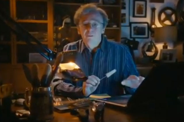 Aviva: insurance brand's detector ad featuring Paul Whitehouse