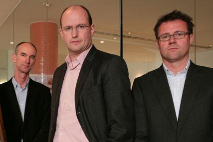 DLKW: Richard Warren, Tom Knox and Greg Delaney