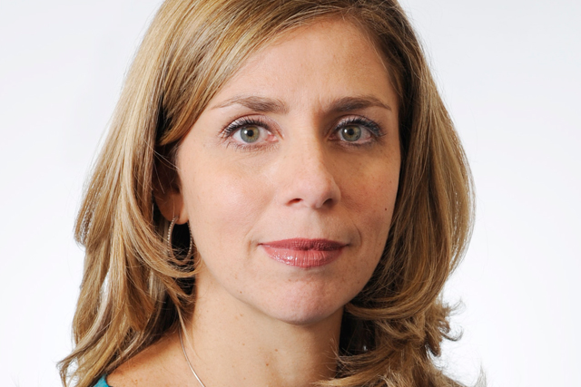 Nicola Mendelsohn: the vice president for EMEA at Facebook