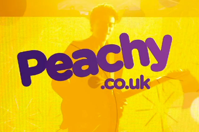 Peachy: Wonga rival appoints Goodstuff Communications and US London