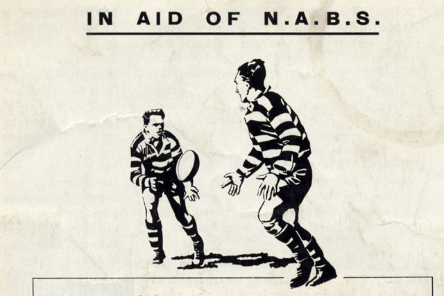 The first NABS Rugby poster