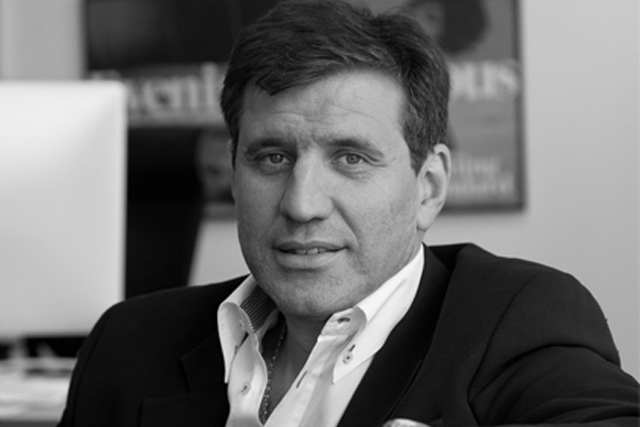 Gustavo Martinez: president of McCann Worldgroup Europe, Asia and Pacific
