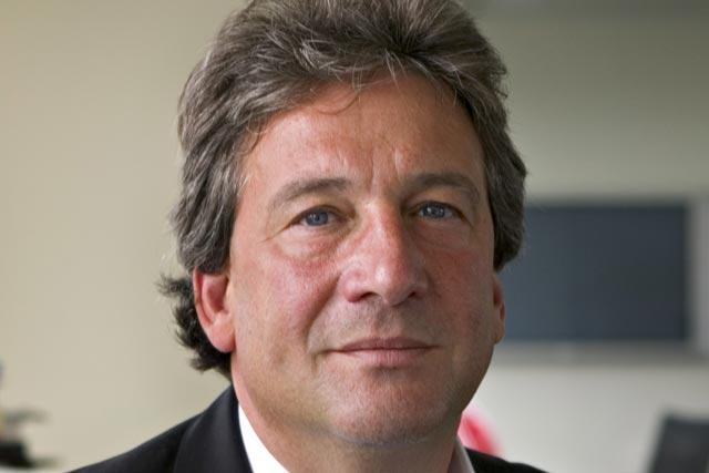 David Kershaw: M&C Saatchi chief executive (photo: Phil Rudge)