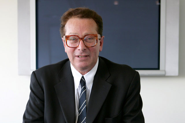 Maurice Saatchi, the founder of M&C Saatchi
