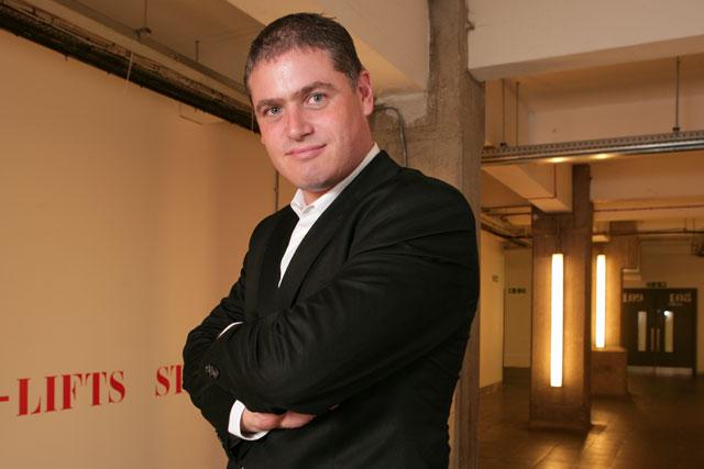 Jason Goodman: Albion founder