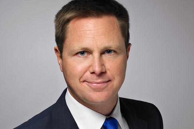 Max Raven: group revenue director, Hearst