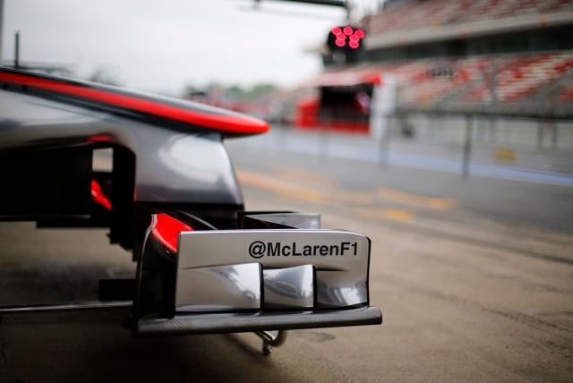 McLaren: F1 team updates Twitter handle