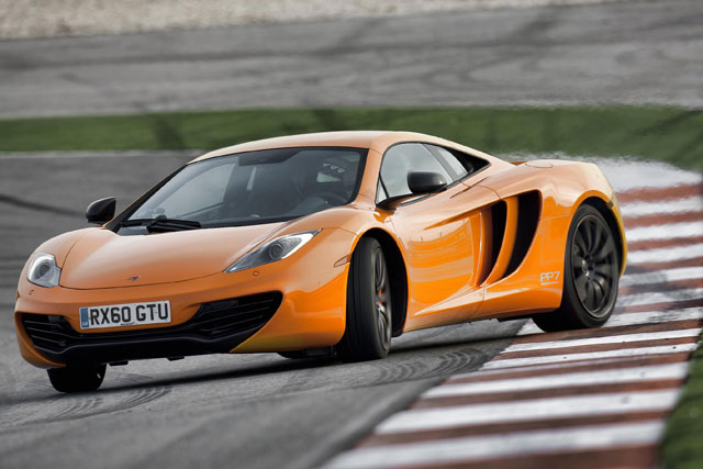McLaren: plans to take on Ferrari, Lamborghini and Porsche